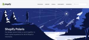 tendencia de diseño web ilustraciones